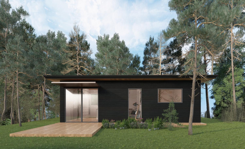 Granny Flat - Exterior- Perth Builder - Steel Frames Trusses WA