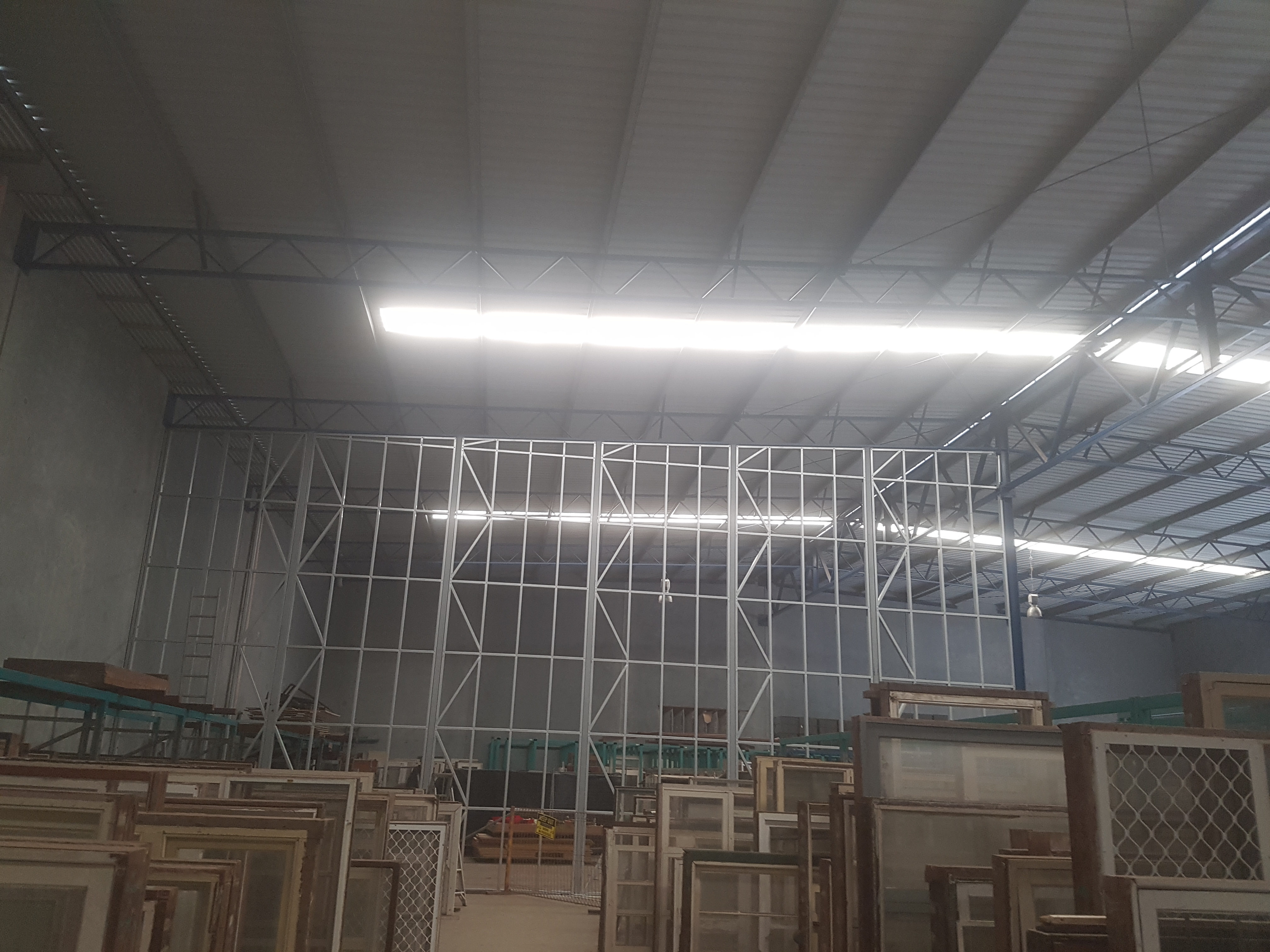 Steel Frames Trusses WA - Commercial